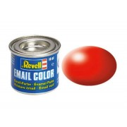 Revell LUMINOUS RED olajbázisú (enamel) makett festék 32332