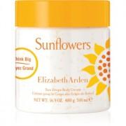 Elizabeth Arden Sunflowers Sun Drops Body Cream creme corporal para mulheres 500 ml