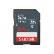 Tarjeta De Memoria 64GB Sandisk SDSDUNB-064G