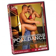 DVD Curso Completo de Pole Dance Loving Sex