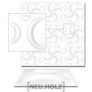 3D Панел за стенна декорация [neu.haus]® , с мотиви, 30 x 30 cm, 6m²
