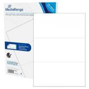 """Etiquetas Adesivas Permanentes Mediarange - 210 x 99mm (150 un)"""