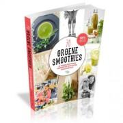 70 groene smoothies - Marjolijn van der Velde