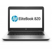 "HP EliteBook 820 G4 2.70GHz i7-7500U 12.5"" 1920 x 1080pixels Black, Silver Notebook"