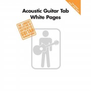 Hal Leonard Acoustic Guitar Tab White Pages