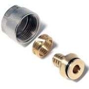 """12506071002 - Rehau adaptér zverný 3/4"""" EK pre rúrku PEX 17x2mm 1250607-002"""