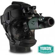 MONOCULAR NIGHT VISION YUKON NVMT SPARTAN 1X24 HEAD MOUNT KIT
