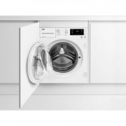 Beko WDIC752300F2 Integrated 7kg/5kg 1200 Spin Washer Dryer - White