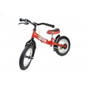 Detský bicykel bez pedálov Gringo červený
