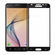 Protector de pantalla de vidrio templado Naxtop para Samsung Galaxy On7 - Negro