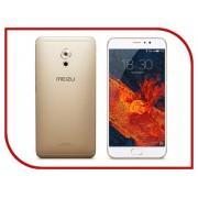 Сотовый телефон Meizu Pro 6 Plus 64Gb Gold-White