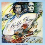 Video Delta Hackett,Steve - Highly Strung - CD