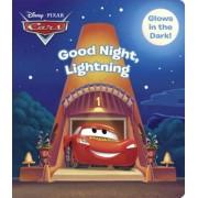 Good Night, Lightning (Disney/Pixar Cars), Hardcover