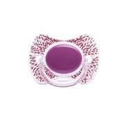 Haute couture chupeta fisiológica silicone 12meses lilás 1unidade - Suavinex
