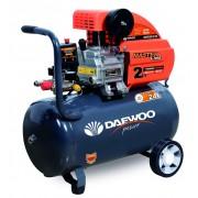 Компресор бутален 2HP/1.5 kW/24 l/ директно куплиране, DAAC24D, DAEWOO