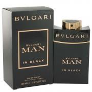 Bvlgari Man In Black Eau De Parfum Spray 3.4 oz / 100.55 mL Men's Fragrance 515868
