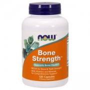 Добавка за здрави кости и зъби - Bone Strength - 120 капсули - NOW FOODS, NF1228