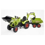 Falk traktor Claas na pedale (1010w)