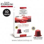 10 capsule cafea Corsini Colombia Medellin 5.2g
