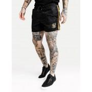 Sik Silk Gold Tape Swim Shorts S