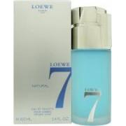 Loewe 7 Natural Eau de Toilette 100ml Vaporizador