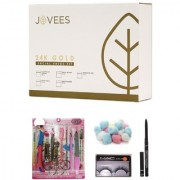 Jovees 24 K Gold Facial Value Kit (250 G) with Manicure-Pedicure Set Combo