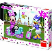 Puzzle Dino Toys Minnie si Daisy 24 piese Multicolor