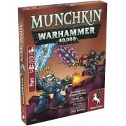 Warhammer 40.000 Munchkin Kartenspiel-multicolor - Offizieller & Lizenzierter Fanartikel Onesize Unisex