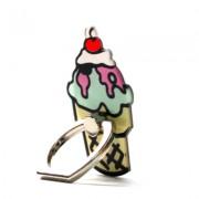 geschenkidee.ch Smartphone Halter Cupcake - 360 Grad Fingerring