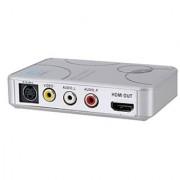 AV RCA Signal SVIDEO to HDMI Converter ( 3RCA AV TO HDMI )