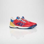 Adidas Adizero Ubersonic 3 w Pw CHALK WHT/BLUE/COLLEGIATE GOLD