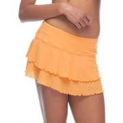 Body Glove Smoothies Lambada Traje de baño de Malla sólida para Mujer, Smoothie Sundream, XL