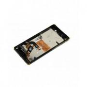 Display cu touchscreen Complet Sony Xperia M5 E5603, E5606, E5653 Negru Original