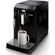 Espressor Philips EP401000 Sistem filtrare AquaClean Tehnologie CoffeeSwitch Optiune cafea macinata 4 bauturi Negru