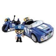 Pinypon Action Policia- vehículos de acción Action Figure