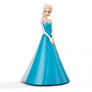 Disney Frozen Princess Elsa Kids Bedroom Led Night Light / Lamp - Blue