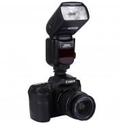 Monopie Tr-950 Flash Speedlite Para Canon / Nikon Cámaras DSLR