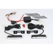 Lumini de zi Magneti Marelli Kit DRL LED LPQ080
