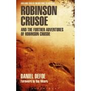Robinson Crusoe and the Further Adventures of Robinson Crusoe, Paperback/Daniel Defoe