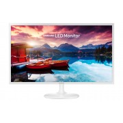 "Samsung S32F351FUU 32"" Full HD LED Flat White computer monitor"