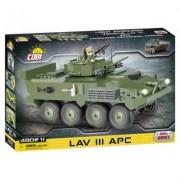 Small Army LAV III APC Kanadyjski bojowy wóz piechoty
