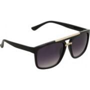Sellebrity Rectangular Sunglasses(Violet)