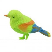 2 Pcs Funny Sound Voice Activate Sing Singing Natural Bird Baby Kids Toy Xmas Gift