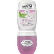 LAVERA Deo Roll-on, 50 ml - Sensitive