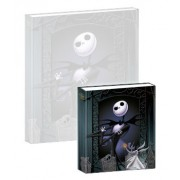 zenélő jegyzetfüzet Nightmare Before Christmas - Musical Mini-Notebook Jack & Zero - NBX27005