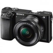 Sony A6000 svart + E PZ 16-50/3,5-5,6 OSS