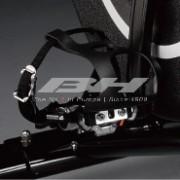Bicicleta Indoor Cycling BH Fitness i.Spada Racing Dual