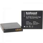 Batteria ricaricabile fotocamera Hähnel sostituisce la batteria originale DMW-BCF10, DMW-BCF