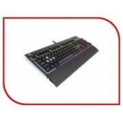 Клавиатура Corsair Strafe RGB Red CH-9000227-RU
