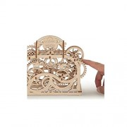Ugears Theater Mechanical 3D Puzzle Wooden Construction Set Eco Friendly DIY Craft Kit